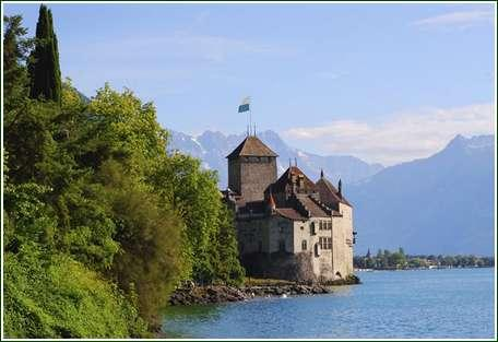 14 Chillon Castle