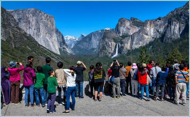 Yosemite Nationa Park 3